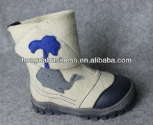 2014 winter snow boot for kids boy