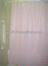 simple printed shower curtain designs/wholesale walmart PVC shower curtains designs
