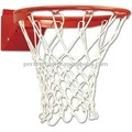 Breakaway basketball ring
