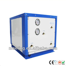 Meeting water to water heat and air cooling gshp famous brand compressor