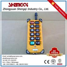 Cheap and Good Quality Wireless Remote Control Electric Hoist