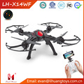 X14WF Large Scale RC Quad Drone with HD Camera 2.4G FPV RC UAV Drone Lily Camera Drone