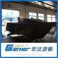 Gather Made In China High Precision Alibaba Suppliers Aluminum Fishing Boat
