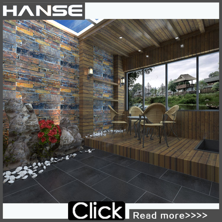 HS-SN001 home decoration interior stacked stone panel