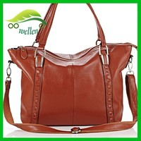 Fashion trend leather ladies bag handbag shoulder bag