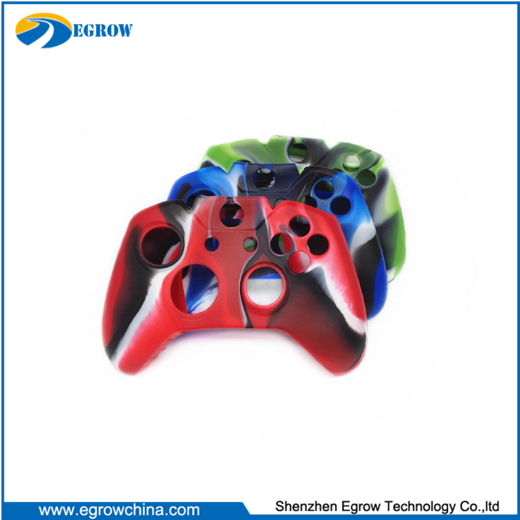 High quality camouflage colors Protective Cover Skins for xbox one controller gamepad