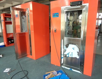 Hot sell GMP Clean room Air Chamber Air shower room