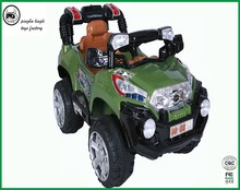 LL208 Pinghu Lingli Control remoter baby jeep car,cross-country car with 6V or 12V battery ,control remoter