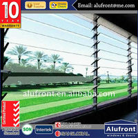 Top Quality Aluminum Window Louver Prices