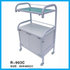 beauty salon trolley warking drawer trolley for cheap sale R903C