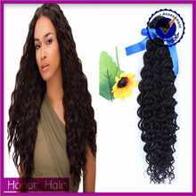 2015 hot sale most popular raw unprocessed peruvian jerry curl hair