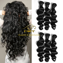 "8a pure human virgin hair Indian hair 18"" 20"" loose wave/deep curly"