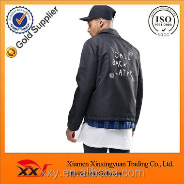 Fashion custom varsity bomber jackets coaches jackets wholesale