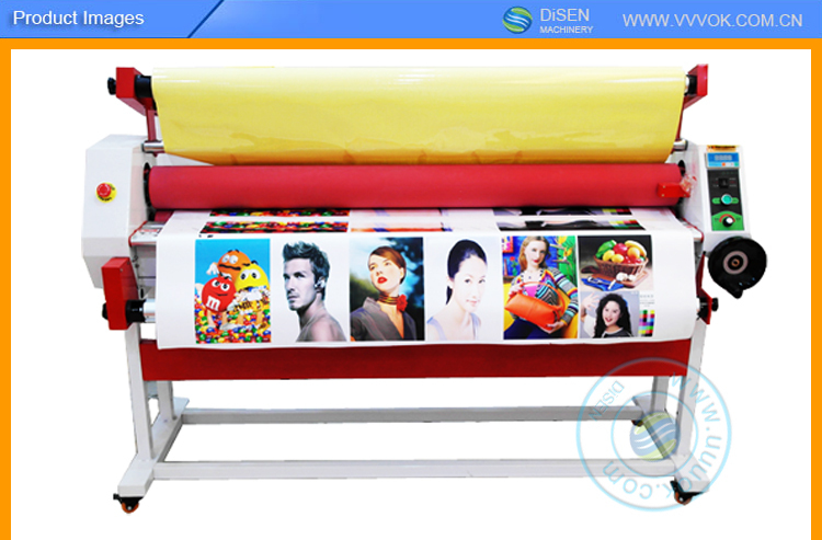 Paper & aluminum foil laminating machine