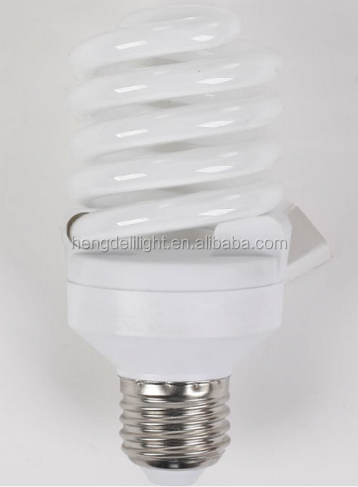 HOT SALE cheap T2 Full Spiral 20W23W25W energy saving lighting bulb