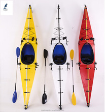 New Designed Foldable Canoe Kayak Portable Folded Kayak