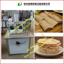 Auto electric Oily Paratha Roll making machine / Pita bread machine