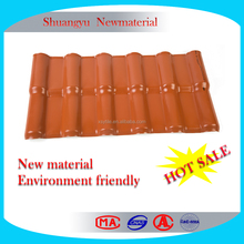 Hot sale plastic sheet for roofing covering