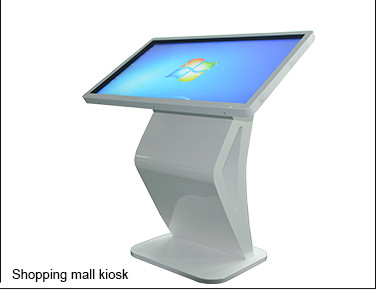 Hot sale lobby photo booth kiosk with 3G VGA/DVI/HD