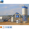High performance container type concrete mixing plant for sale