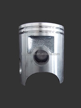 Aluminum 56mm DT125 4 stroke cylinder motorcycle piston