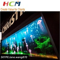 Shenzhen led electronics screen panel indoor 3mm led video board