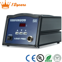 KS-205 ESD safe 150W Quick Heating Soldering Iron Station for mobile phone repair