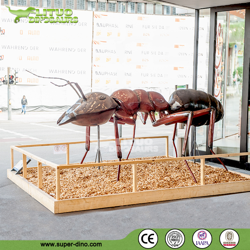 Resin Giant Bugs for Insects Exhibition