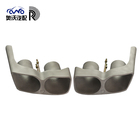 Exhaust System Stainless Steel Car Exhaust Pipe Muffler Tail Tip