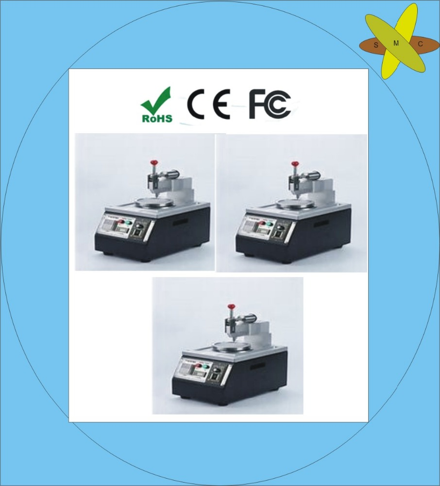 manufacture price Center Pressure Fiber Optic Polishing Machine wholesale rich experience