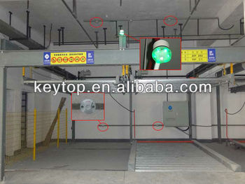 parking guidance system led