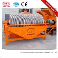 iron sand magnetic separator machine