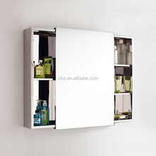 7094 sanitary wares and white bathroom products mirror cabinet