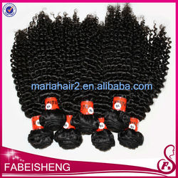 grade cheap tight virgin kinky curly hair pieces kinky afro curly