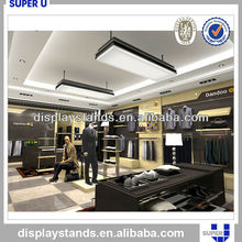 China Manufactory Made Upscale Retail Garment Shop Interior Design