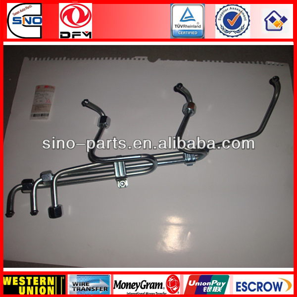 dongfeng renault diesel engine pipe DCI11 5010550870 high pressure fuel pipe