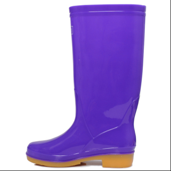 Hot Style Economy PVC Rainboots for Daily Use with Competitive Price