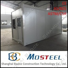 Hot recommend 45'box portable modular ablution