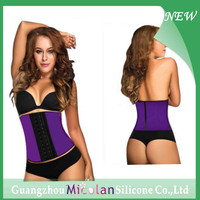 Waist Training Cincher Underbust Corset Latex