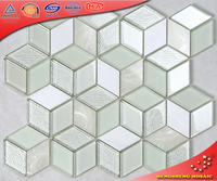 Hsl25 China Construction Material Hexagon Mosaic Bathroom Tiles Kitchen Wall Tiles