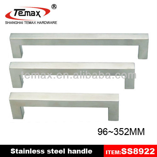 stainless steel chest handle 304 stainless steel flush handle