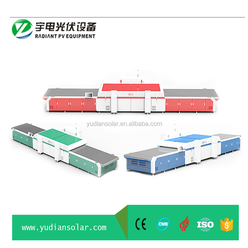 PV solar panel laminator solar module laminating machine solar panel production equipment solar panel laminating machine