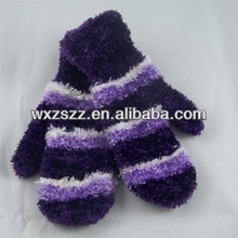 Cotton Lint Knitted custom mma gloves for hot sale