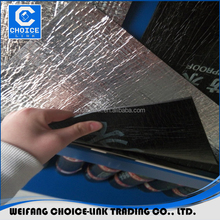 High quality sbs with aluminum foil modified asphalt roofing felt