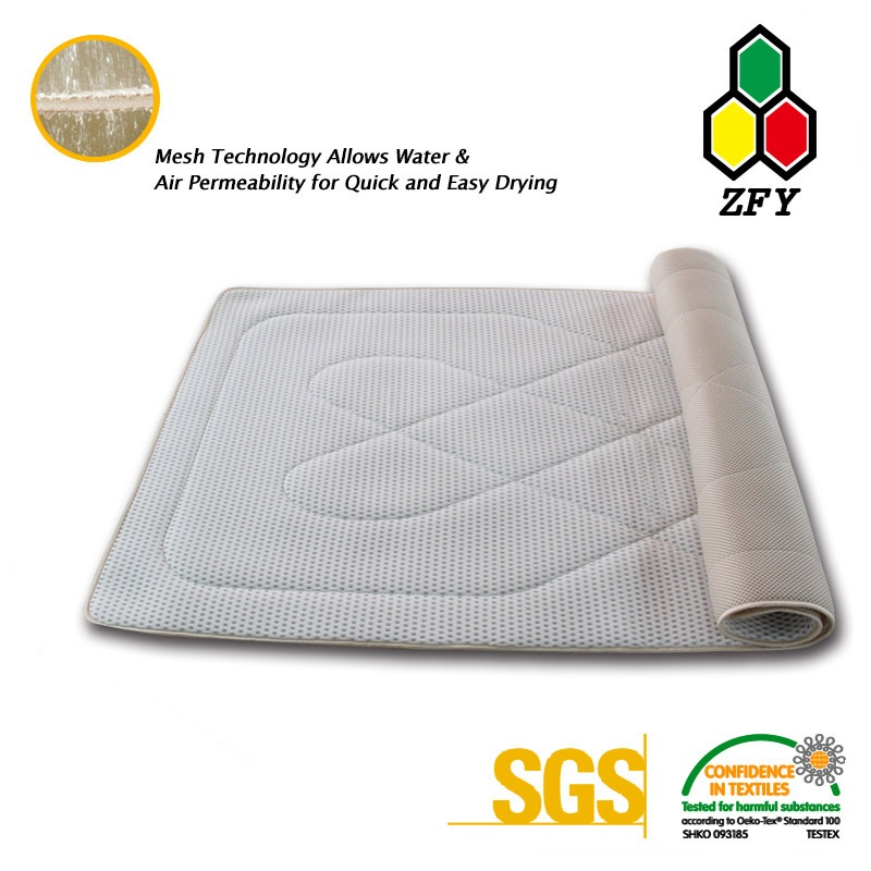 2018 new arrival & free sample sleep well thin mattress pad - Jozy Mattress | Jozy.net