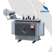 Oil Immersed Distribution Transformer Power Transformer Drawing
