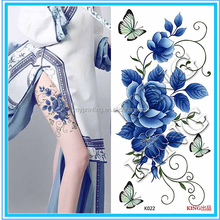 fashion designs permanent sleeve tattoo sticker