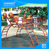 New design climbing combination kids fitness equipment