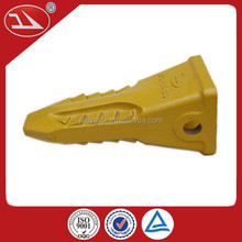 Superior Quanlity Abrasion Resistant Bucket Teeth Used Excavator Tracks