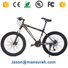 China manufacturer 26 inch 21Speed good quality cheap full suspension rhino mountain bike/CE mountain bike/special MTB bicycle